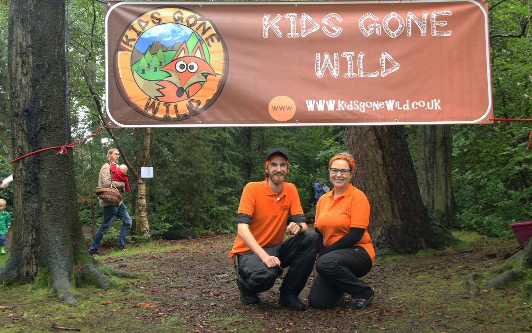 Start-Up Story: Kids Gone Wild