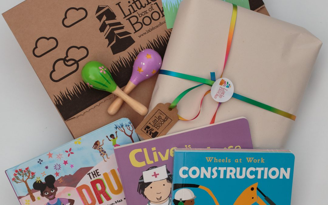 Start-Up Story: Little Box Of Books